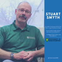 Stuart Smyth U of S